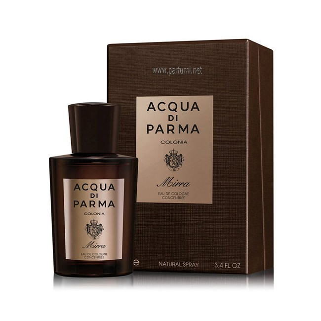 Acqua di Parma Colonia Mirra EDC parfum for men - 100ml