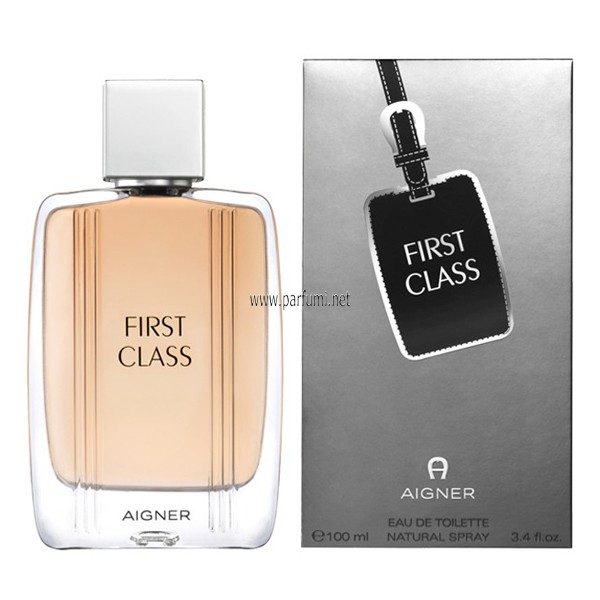 Aigner Etienne First Class EDT парфюм за мъже - 100ml