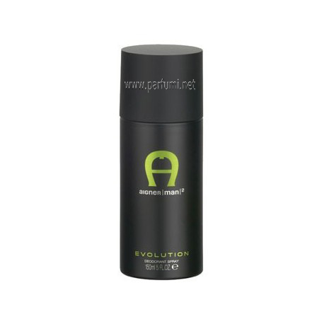 Aigner Etienne Man 2 Evolution Deodorant Spray for men - 150ml.