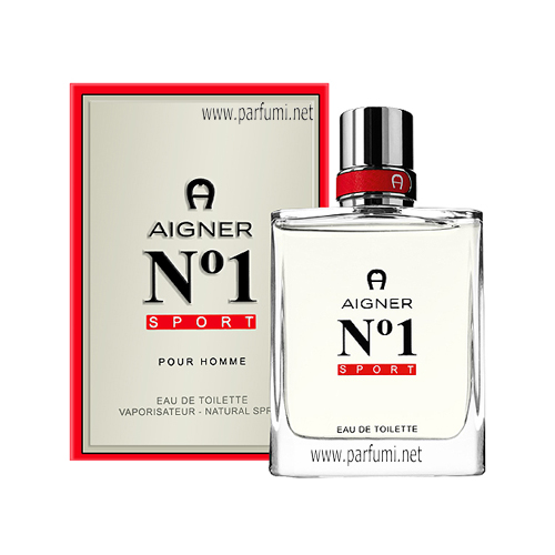 Aigner Etienne No 1 Sport  EDT parfum for men - 50ml