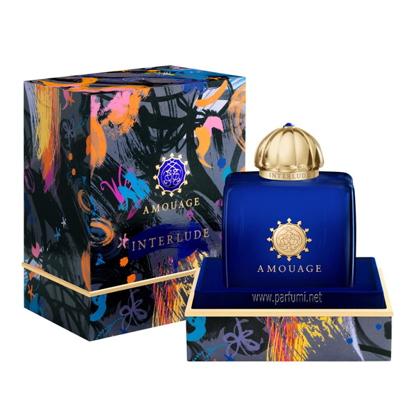 Amouage Interlude Woman EDP парфюм за жени - 50ml