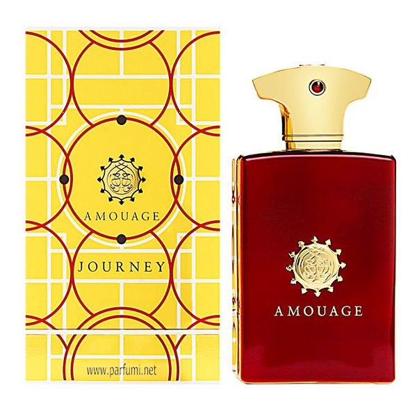 Amouage Journey Man EDP парфюм за мъже - 100ml