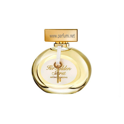 Antonio Banderas Her Golden Secret EDT парфюм за жени - без опаковка - 80ml
