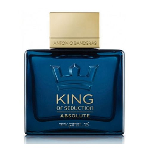 Antonio Banderas King Of Seduction Absolute EDT for men-without package-100ml