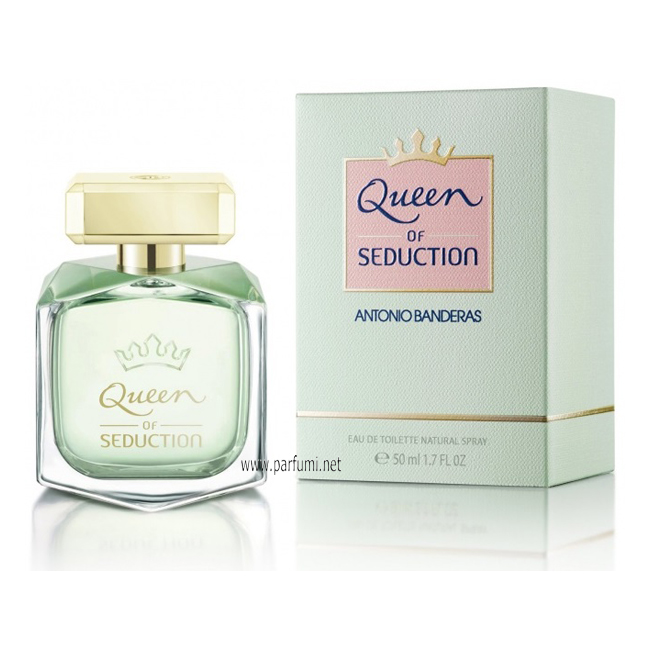 Antonio Banderas Queen of Seduction EDT парфюм за жени - 80ml