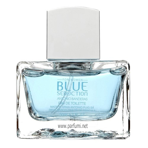 Antonio Banderas Blue Seduction EDT за жени - без опаковка - 80ml