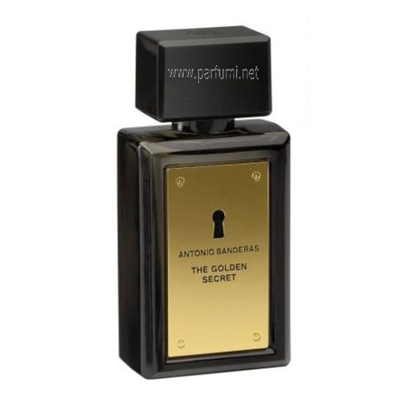 Antonio Banderas The Golden Secret EDT парфюм за мъже-без опаковка-100ml