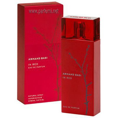 Armand Basi In Red EDP за жени - 100ml