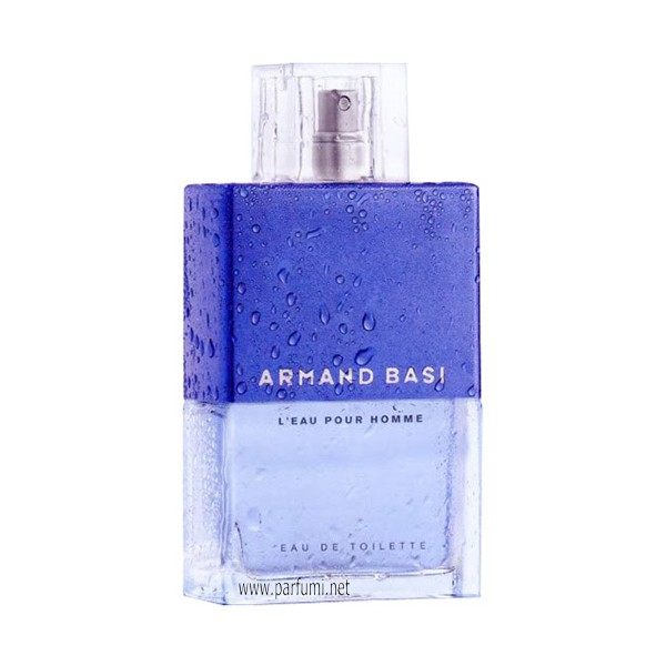 Armand Basi L'Eau Pour Homme EDT parfum for men - without package - 125ml