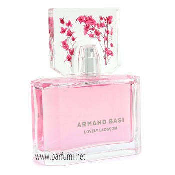 Armand Basi Lovely Blossom EDT парфюм за жени - без опаковка - 100ml.