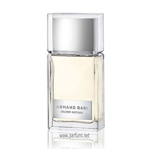 Armand Basi Silver Nature EDT парфюм за мъже - без опаковка - 100ml