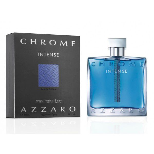 Azzaro Chrome Intense EDT парфюм за мъже - 100ml