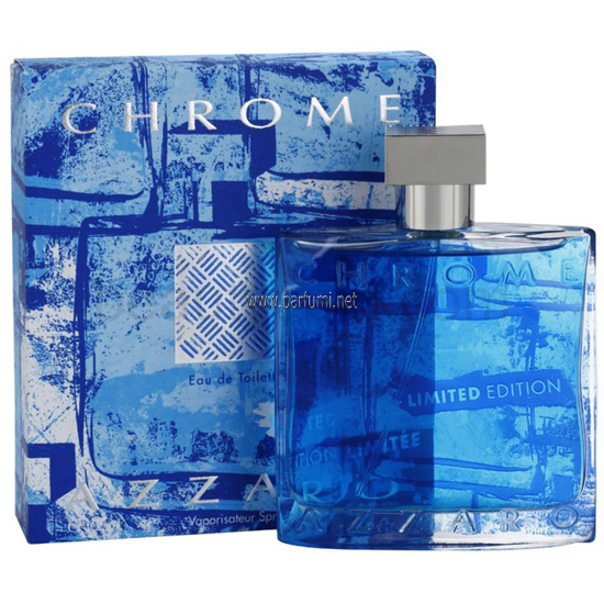 Azzaro Chrome Limited 2015 EDT парфюм за мъже - 100ml.