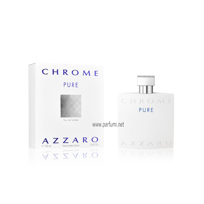 Azzaro Chrome Pure EDT parfum for men - 100ml