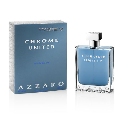 Azzaro Chrome United EDT парфюм за мъже - 200ml
