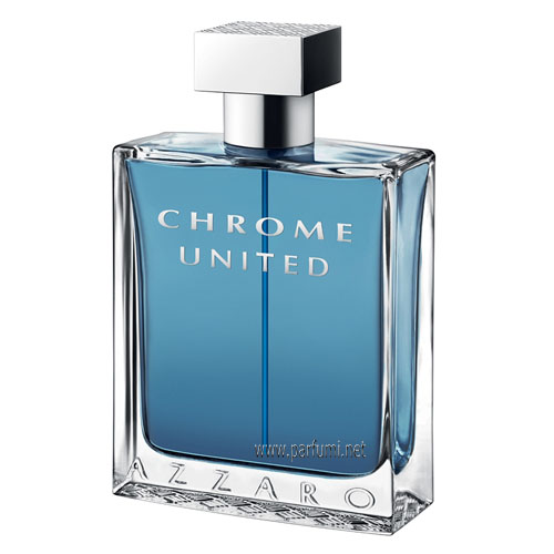 Azzaro Chrome United EDT парфюм за мъже - без опаковка - 100ml