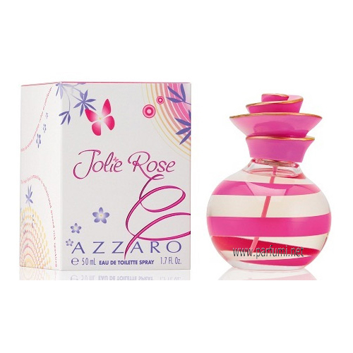 Azzaro Jolie Rose EDT за жени - 50ml.