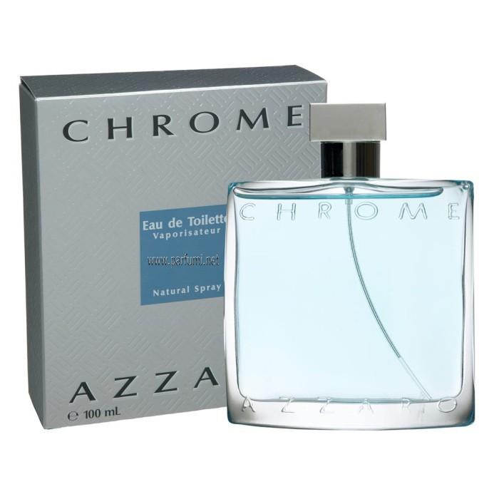 Azzaro Chrome EDT parfum for men - 100ml