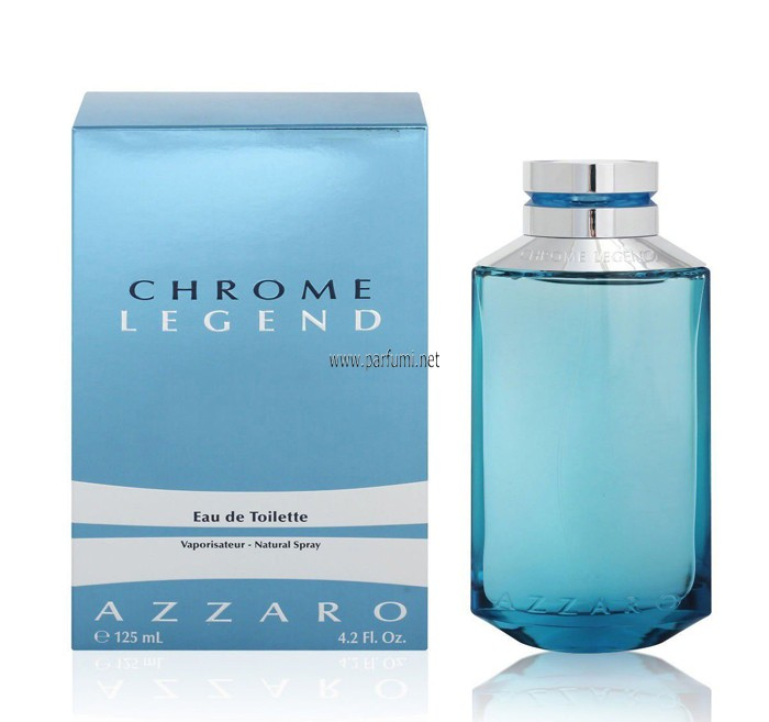 Azzaro Chrome Legend EDT parfum for men - 125ml