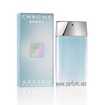 Azzaro Chrome Sport EDT парфюм за мъже - 100ml.