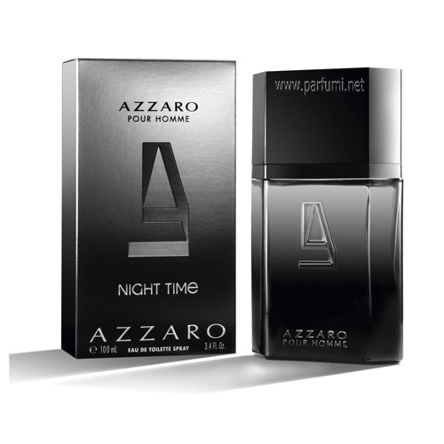 Azzaro Pour Homme Night Time EDT парфюм за мъже - 100ml