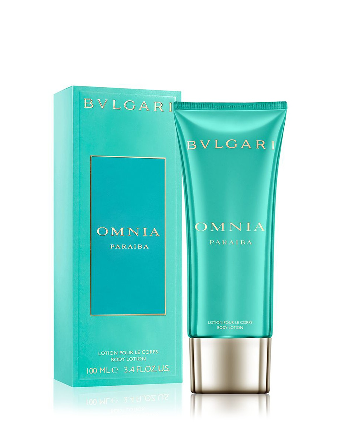 Bvlgari Omnia Paraiba Body Lotion for women - 100ml