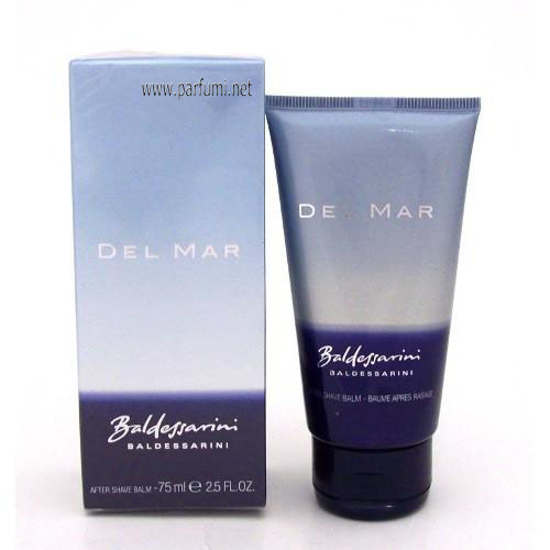 Baldessarini Del Mar Aftershave Balsam for men - 75ml