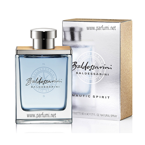 Baldessarini Nautic Spirit  EDT парфюм за мъже - 90ml