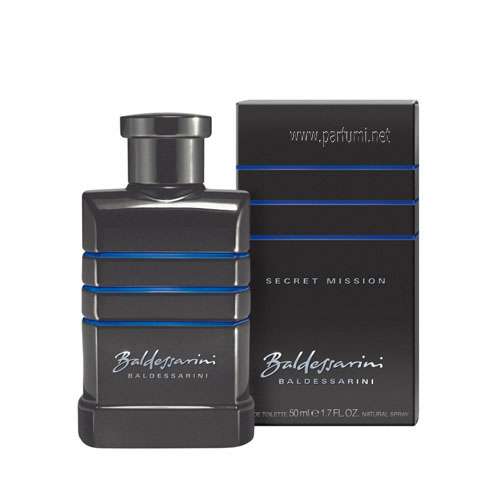 Baldessarini Secret Mission EDT парфюм за мъже - 50ml