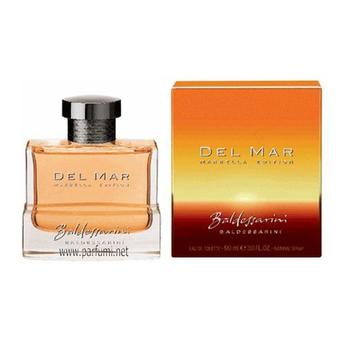 Baldessarini Del Mar Marbella Edition EDT парфюм за мъже - 50ml.