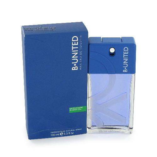 Benetton B-United EDT за мъже - 100мл