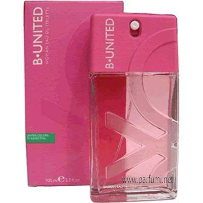 Benetton B-United EDT parfum for women - 30ml