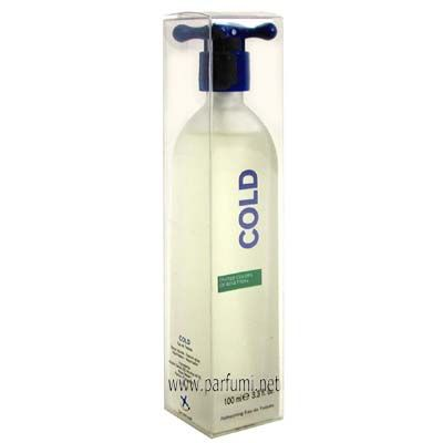 Benetton Cold EDT за мъже - 100ml.
