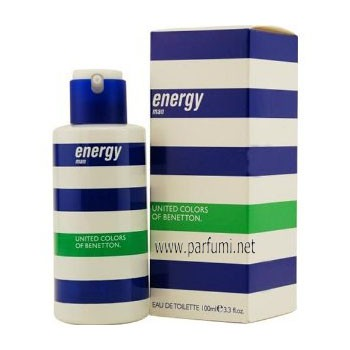 Benetton Energy Man EDT парфюм за мъже - 100ml