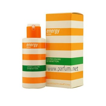 Benetton Energy Woman EDT парфюм за жени - 100ml.