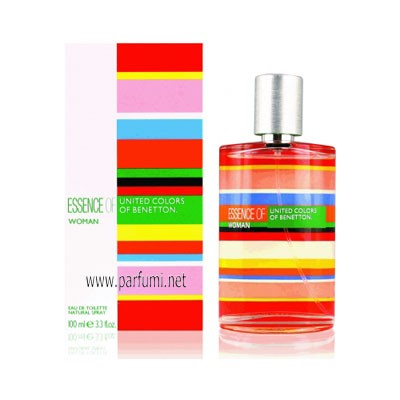 Benetton Essence of United Colors EDT парфюм за жени - 100ml.
