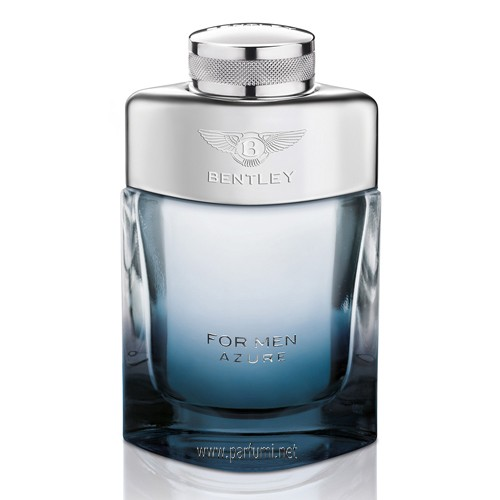 Bentley For Men Azure EDT parfum for men - without package - 100ml