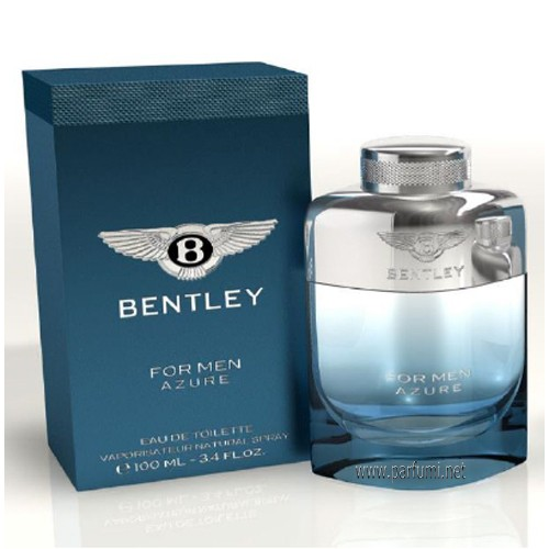 Bentley For Men Azure EDT за мъже - 100ml