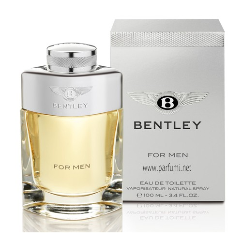 Bentley For Men EDT за мъже - 100ml