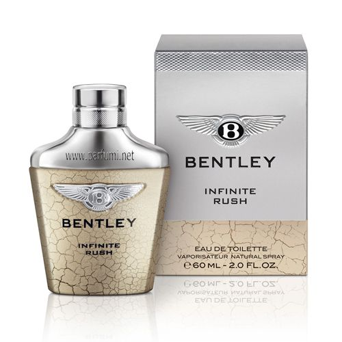 Bentley Infinite Rush EDT парфюм за мъже - 100ml