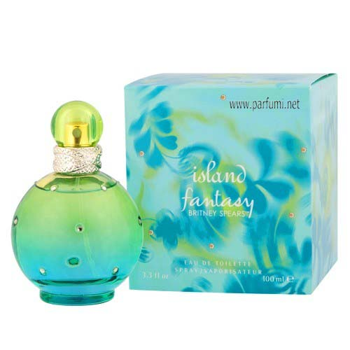 Britney Spears Island Fantasy EDT парфюм за жени - 100ml.