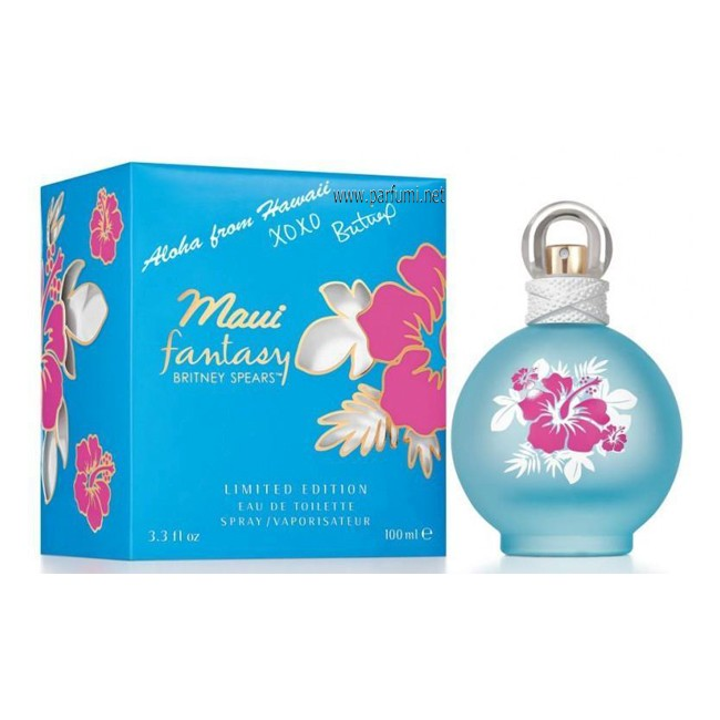 Britney Spears Maui Fantasy EDT за жени - 100ml.