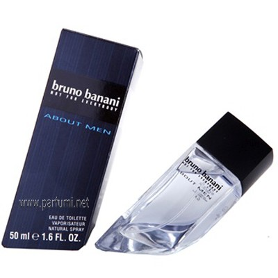 Bruno Banani About Men EDT парфюм за мъже - 50ml
