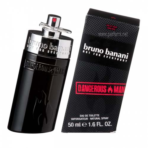 Bruno Banani Dangerous Man EDT парфюм за мъже - 50ml