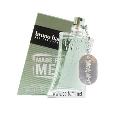 Bruno Banani Made for Men EDT парфюм за мъже - 30ml.