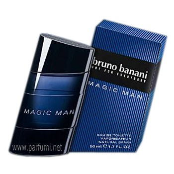 Bruno Banani Magic Man EDT парфюм за мъже - 75ml