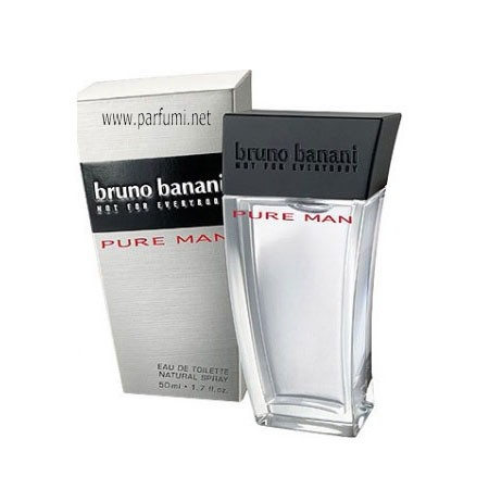 Bruno Banani Pure Man EDT парфюм за мъже - 75ml