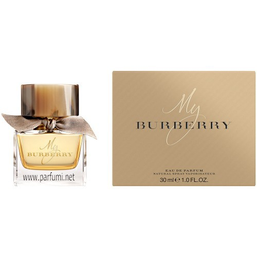 Burberry My Burberry EDP за жени - 30ml