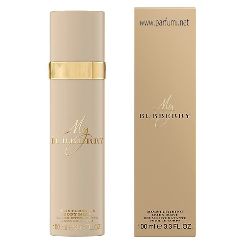 Burberry My Burberry Body Mist за жени - 100ml