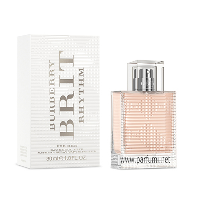 Burberry Brit Rhythm EDT парфюм за жени - 30ml